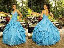 cinderella quinceanera dress