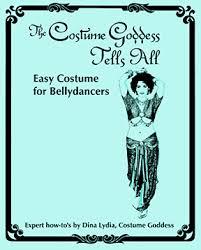 costume book