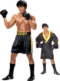 rocky fancy dress