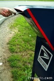 american mail box