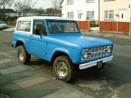 ford bronco 67