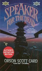 orson scott card speaker for the dead