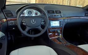 2008 mercedes e550