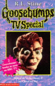 goosebumps night of the living dummy 2