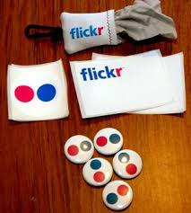 flickr sticker
