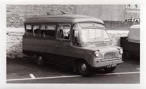 bedford minibus