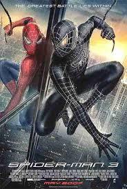 spiderman movie posters