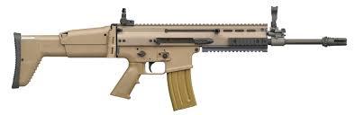 Liste des répliques - Partie III, les fusils d'assaut [En cours] FN_SCAR-L_(Standard)