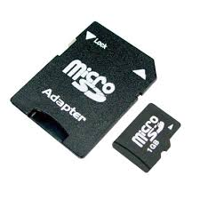 micro sd memory card slot