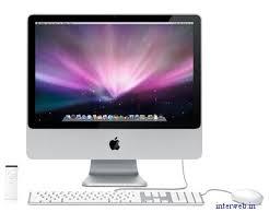 apple imac intel core 2 duo 24 desktop