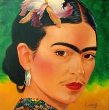 art by frida kahlo