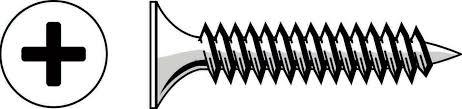 bugle screw