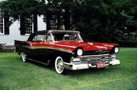1957 ford sunliner