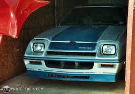 1984 dodge charger