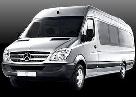 minibus mercedes benz