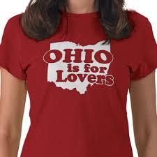 ohio is for lovers t shirt