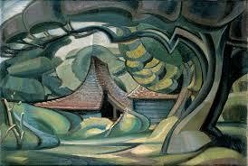 modern landscape artists