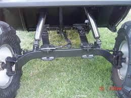 golf cart axle