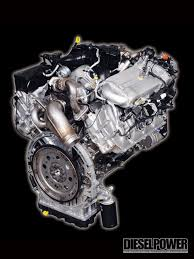 powerstroke diesel engine