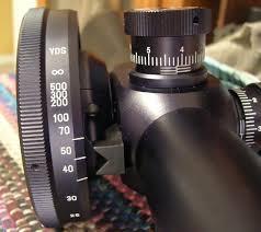 field target scope