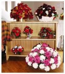 christmas flower decorations