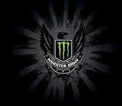 monster army logo