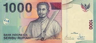 1000 rupiah