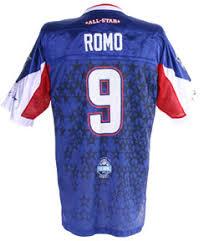 tony romo pro bowl jersey