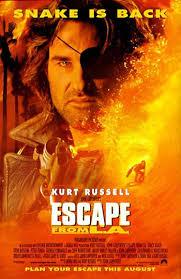 escape from la movie