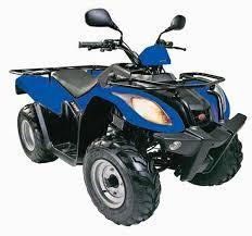 4 wheel motorbikes