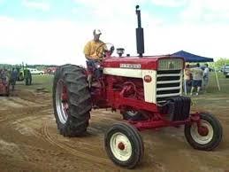ih 560 tractor