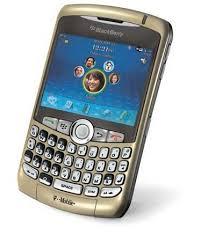 gold blackberry curve