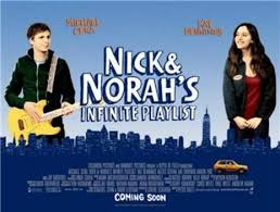 nick and norah poster