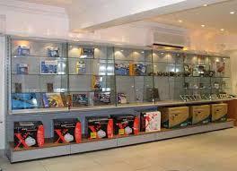 estantes para tiendas