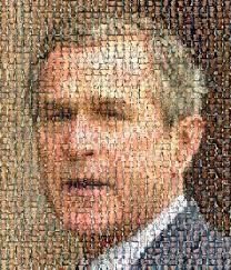 george w bush war