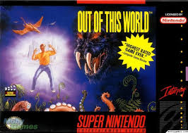 snes out of this world