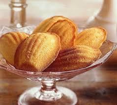 La madeleine de Proust