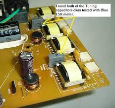 tuning capacitors