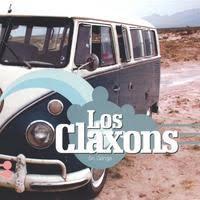 Los Claxons - Personajes (Jam Session)