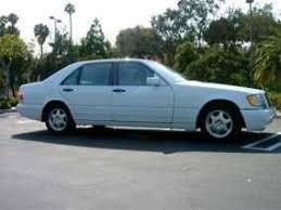 1999 mercedes s500