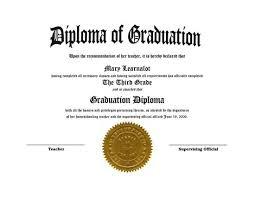 home school diploma