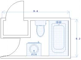 plan bathroom