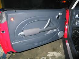 mini cooper door