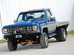 chevy flatbed