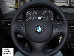 e90 steering wheel