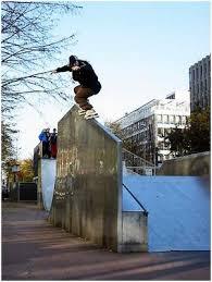 aggressive skates tricks