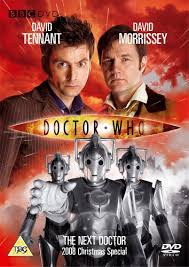doctor who the next doctor dvd
