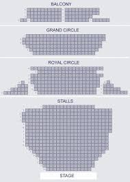 avenue q seating plan