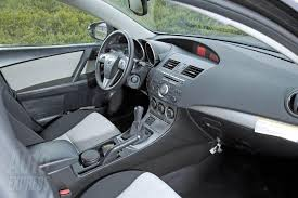 2010 mazda3 interior
