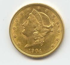 20 dollars gold